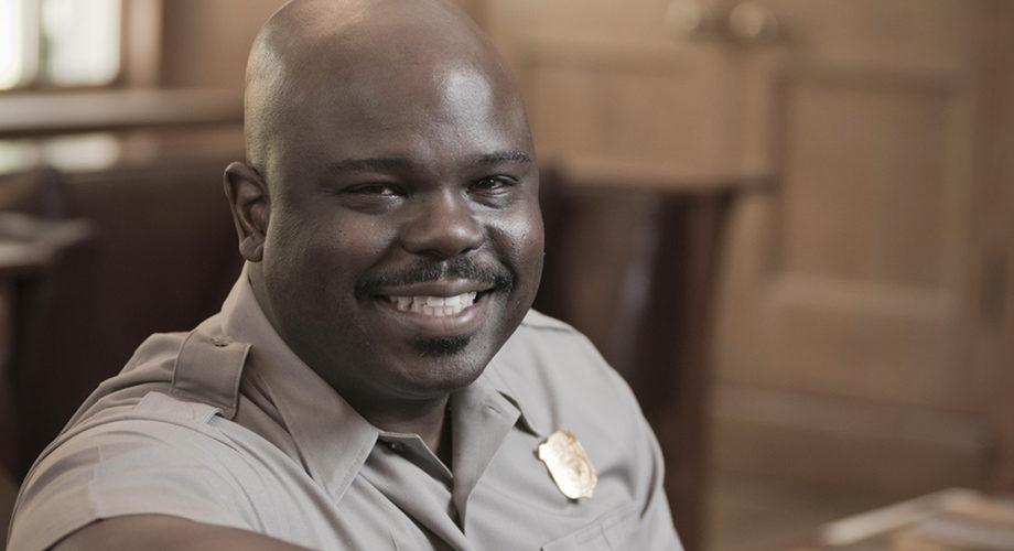 Profile: Smokies' Superintendent Cassius Cash